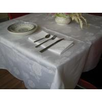 China Custom Table Cloths For Display , decorative on sale