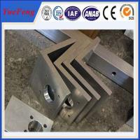 China top aluminium pieces manufacturers perfil aluminium drilling,cnc manufacturing alu Manufactures