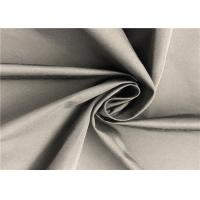44% P 56% C Coated Polyester Fabric Anti Cracking Twill Outdoor Functional Memory Fabric Manufactures