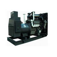 DEUTZ 800KW 1000KVA Open Diesel Generator 3 Pole MCCB Low Fuel Consumption Manufactures
