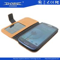 Wallet Leather Protective Case for Samsung Galaxy S3 Manufactures