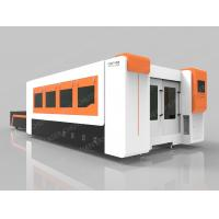 China CE Fiber Laser Metal Cutting Machine 1000W Raycus Middle Power Laser Source on sale