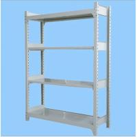 China Iron Static Coating Garage Storage Shelving Light Duty Boltless Assembly on sale