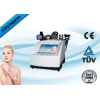 Portable Cavitation Slimming Machine , Body Sculpting RF Vacuum Weight Loss Machine Manufactures