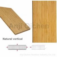Natural Vertical Bamboo Flooring Manufactures