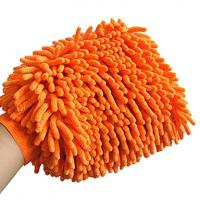 microfiber cleaning chenille gloves for car Manufactures