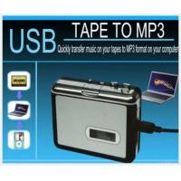 China Usb Cassette And Tape Converter To Ipod Mp3 Cd Portable Player on sale