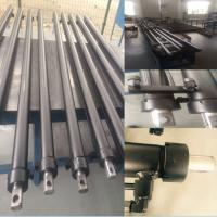 Manufacturer direct sell Double acting XCMG horizontal hydraulic cylinder for Crane Manufactures
