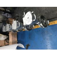 AWWA C504 AWWA C 516 BS EN 593 Butterfly Valve ISO 10631 , Opening And Closing Fast Manufactures
