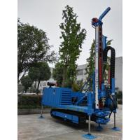 Crawler Rig Anchor Drilling Rig Big Torque Complex Rod Casing Drilling Manufactures