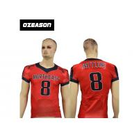 Sublimation Custom Made Youth American Football Team uniforms, American Football Jersey Manufactures