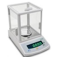 300g 1mg Electronic Balance Scale Overload Protection With Stainless Steel Platter Manufactures