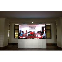 SMD 2121 P4 Indoor Flexible Led Screen , 1/16constant Driving For Meeting Room Manufactures