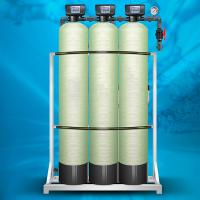 China Manual Wastewater Treatment Plant For Life Water Recycle / Purification on sale