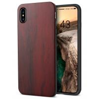 Shockproof  wooden phone case  natural wood cover  for iPhone X and new model iphone series Manufactures