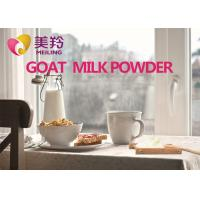 China Low Fat Sweet Good Health Goat Milk Powder Lactobacillus Premium Non - GMO on sale