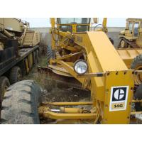 Used CAT 14G Motor Grader Manufactures