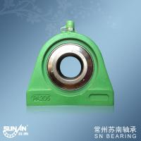 China Less Vibration And Noise Plastic Ball Bearing Pillow Block For Metallurgy  SUCPAPL205 on sale