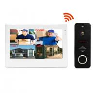 China Popular 7 inch wifi video door phone ip video intercom sip full duplex wireless intercom system on sale