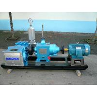 Light weight 7.5kw Reciprocating Drilling Mud Pump , Flexible manipulation Manufactures