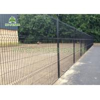 China 100mm Bend Galvanized Welded Wire Mesh Fence, PVC Coated Welded Wire Mesh on sale