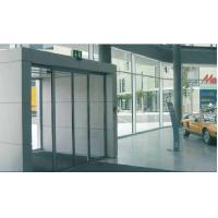 China High power Motor auto sliding glass door , commercial Glass sensor door on sale