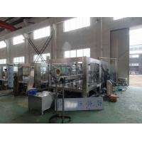 China Apple Juice Washing Filling Capping Machine Ectric Driven For Plastic Bottle on sale