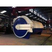 Large Glass Pressure Vessel Autoclave In Aerospace,Glass Laminating Autoclave Manufactures