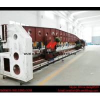 Steel Plate / Carbon Sheet Edge Milling Machine for Box Beam Production Line Manufactures