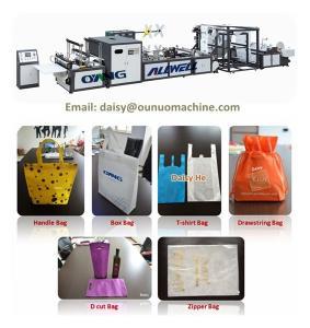 non woven bag machine india Manufactures