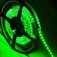 High Density 3528 Green Waterproof LED Light Strip Manufactures