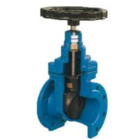 Handwheel ANSI Water 2 Inch Gate Valve Solid Wedge Gate Valve Manual Operation Manufactures
