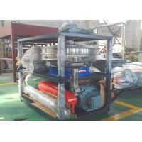 60 Mesh High Speed Plastic Grinding Mill 75kw Small Size Automatic Double Cooling Manufactures