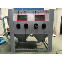 Large Machine Pressure Blast Cabinet Environmental Friendly ISO9001:2008 Manufactures