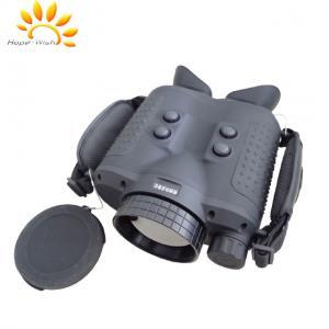 Long Range Handheld Thermal Imaging Binoculars With 5km Surveillance Anti Rain Manufactures