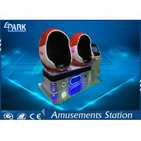 Quality Electronic amusement park equipment 9d vr cinema/game simulator selling for sale