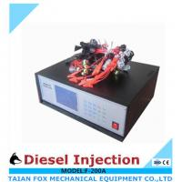 China Common Rail Diesel Injector Test Simulator/Device(F-200A) on sale