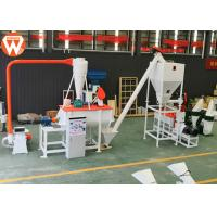 Small Poultry Feed Processing Plant Roller Feed Pellet Machine 30KW