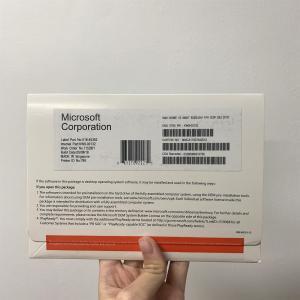 China Operating System Microsoft Windows 10 License Product Key Home DVD English Language on sale