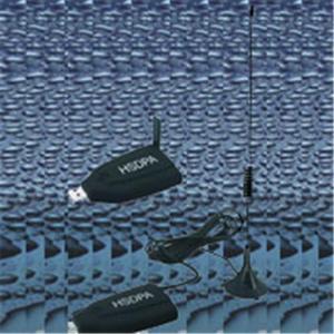 China External Antenna HSDPA Wireless USB Modem /3G Modem Card on sale