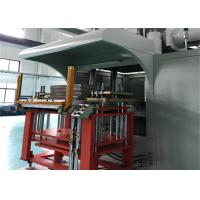 Safety Horizontal Rubber Injection Molding Machine 300 -  550 Ton for Polymer Gray Insulator Manufactures