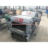 Quality Industrial Heavy Duty Wood Chipper Shredder , Electric Wood Chipping Equipment for sale