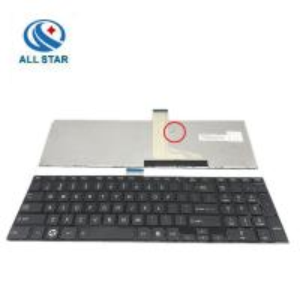 China Laptop Keyboard Toshiba Satellite C850 C855 C870 C875 L850 L855 L870 US Layout on sale