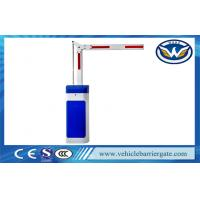 Buy cheap 1 Year Warranty Access Control Vehicle Barrier Gate LED  Boom and Barriers from wholesalers