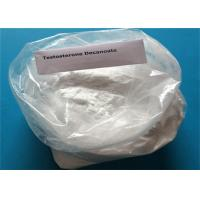 Testosterone Decanoate Test Deca Raw Steroid Powders CAS 5721-91-5 Manufactures