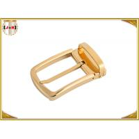 Gold Plating Stainless Steel Buckles Pin Style Belt Buckle 35MM Inner Size Manufactures