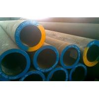 ASTM A53 SA106 Carbon Steel Thick Wall Pipe BV SGS , WT 30mm - 140mm heavy wall steel pipe Manufactures