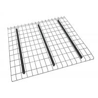 Heavy Duty Durable Wire Mesh Decking Zinc Plated For Warehouse Waterfall Manufactures