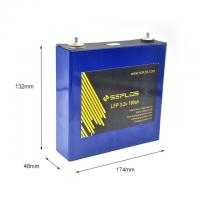Commercial Prismatic Lifepo4 Battery Cells  Lifepo4 3.2 V 100ah 2.25kg Manufactures