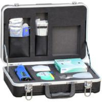 Deluxe Fiber Connector Cleaning Kit With 200X Inspection Scope HR - 750A Manufactures